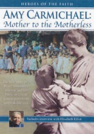 Image of Amy Carmichael: Mother To The Motherless DVD other