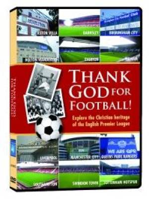 Image of Thank God for Football DVD other
