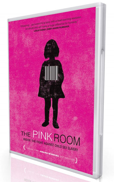Image of The Pink Room DVD other