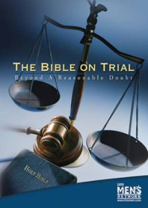 Image of The Bible On Trial: Beyond A Reasonable Doubt DVD other