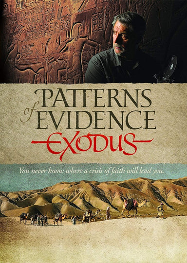 Image of Patterns of Evidence: Exodus DVD other