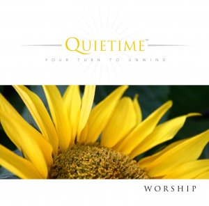 Image of Quietime Worship  CD other