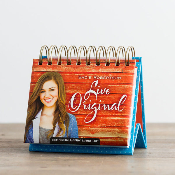 Image of Sadie Robertson - Live Original - 365 Day Perpetual Calendar other