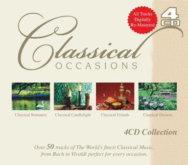 Image of Classical Occasions 4CD Set other