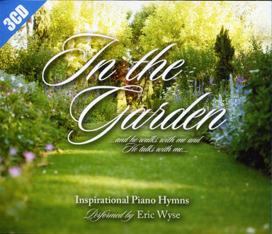 Image of In The Garden: Inspirational Piano Hymns 3CD other