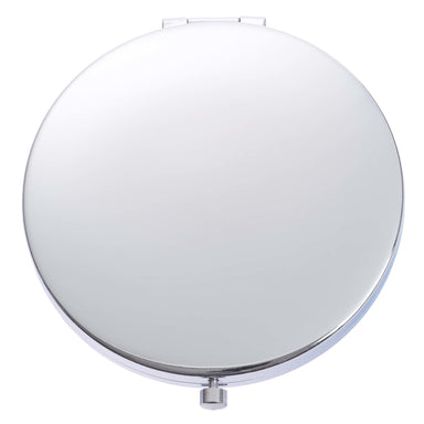 Image of Be Joyful Always Compact Mirror in White other