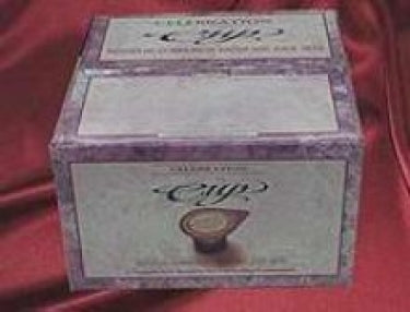 Image of Celebration Cup Box of 250 - Prefilled Communion Bread & Cup other