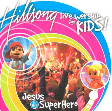 Image of Jesus Is My Superhero CD other