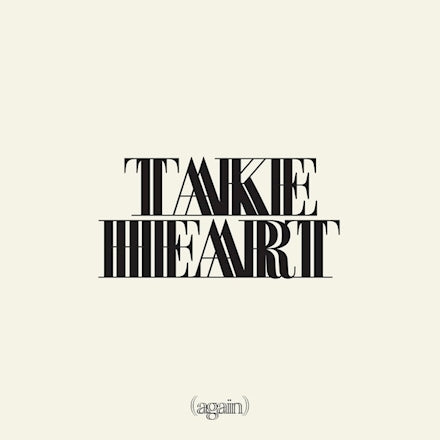 Image of Take Heart (Again) CD other