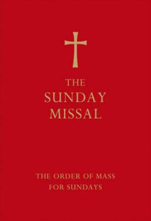 Image of Sunday Missal Red Edition other