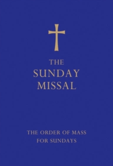 Image of Sunday Missal: Blue Edition, Imitation Leather other