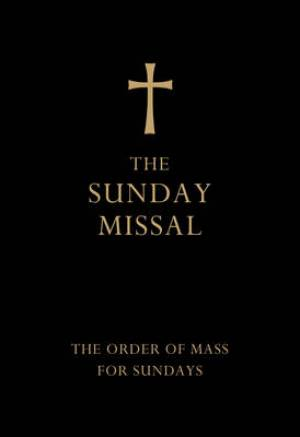 Image of The Sunday Missal other