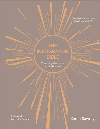 Image of The Infographic Bible, Brown, Hardback other