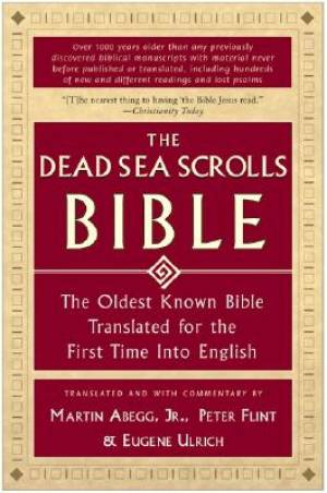 Image of Dead Sea Scrolls Bible other