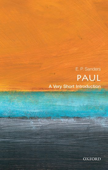 Image of Paul: A Very Short Introduction other