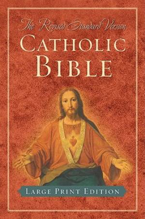 Image of Catholic Bible Large Print Edition other