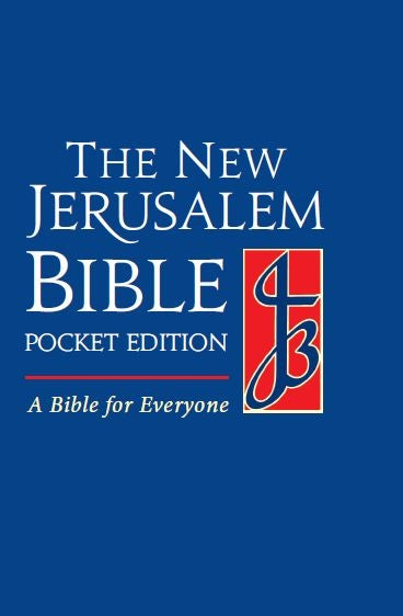 Image of NJB Pocket Bible: Hardback other