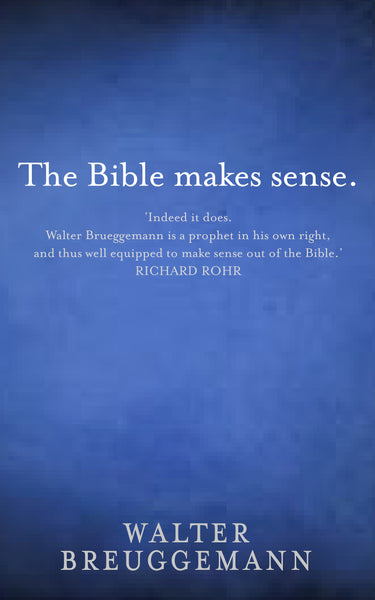 Image of The Bible Makes Sense other