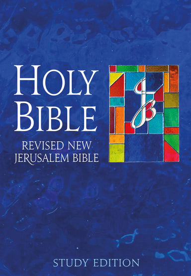Image of The Revised New Jerusalem Bible Study Edition, Hardback, Maps, Ribbon Marker, Study Notes, Revised Psalter other