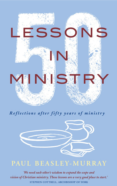 Image of 50 Lessons in Ministry other