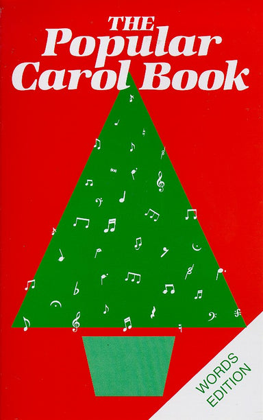 Image of The Popular Carol Book : Words Edition other