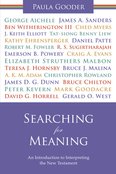 Image of Searching For Meaning other