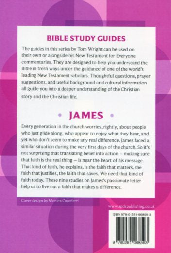 Image of For Everyone Bible Study Guide: James other