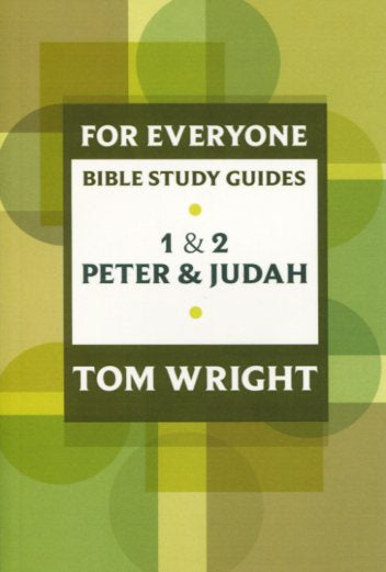 Image of For Everyone Bible Study Guide: 1 and 2 Peter and Judah other