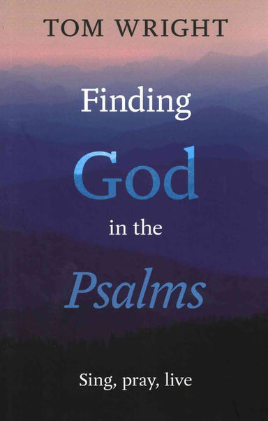 Image of Finding God in the Psalms other