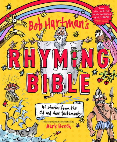 Image of Bob Hartman's Rhyming Bible other