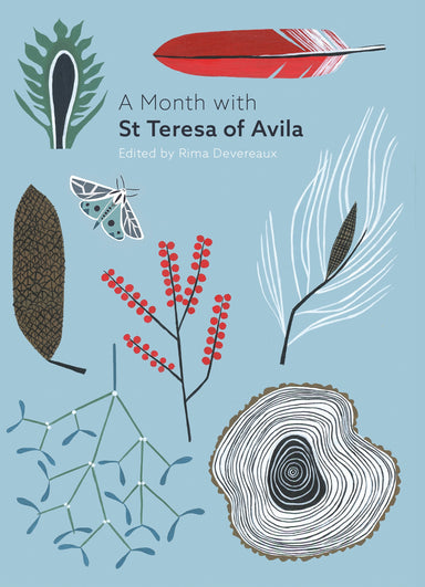 Image of A Month with St Teresa of Avila other