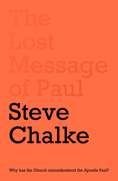 Image of Lost Message of Paul other
