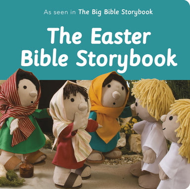 Image of The Easter Bible Storybook other