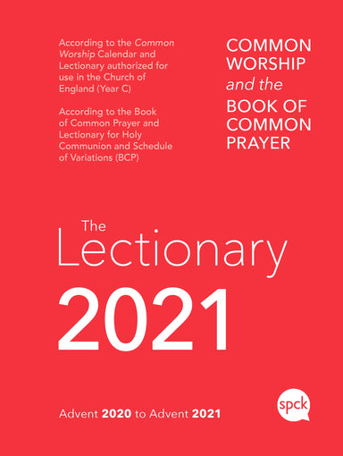 Image of Common Worship Lectionary 2021 Spiral Bound other