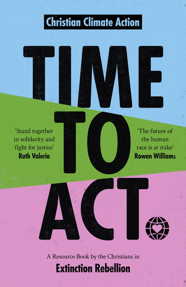 Image of Time to Act other