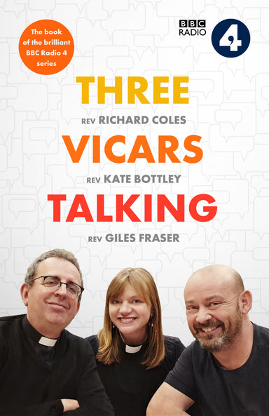 Image of Three Vicars Talking other
