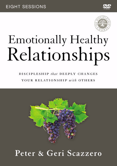 Image of Emotionally Healthy Relationships Course: A DVD Study other