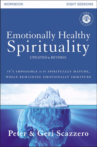Image of Emotionally Healthy Spirituality Course Workbook other