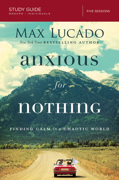 Image of Anxious for Nothing Study Guide other