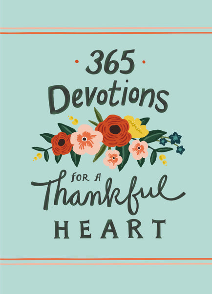 Image of 365 Devotions for a Thankful Heart other