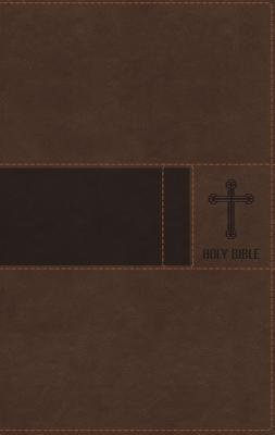 Image of Niv, Premium Gift Bible, Leathersoft, Brown, Red Letter Edition, Comfort Print other
