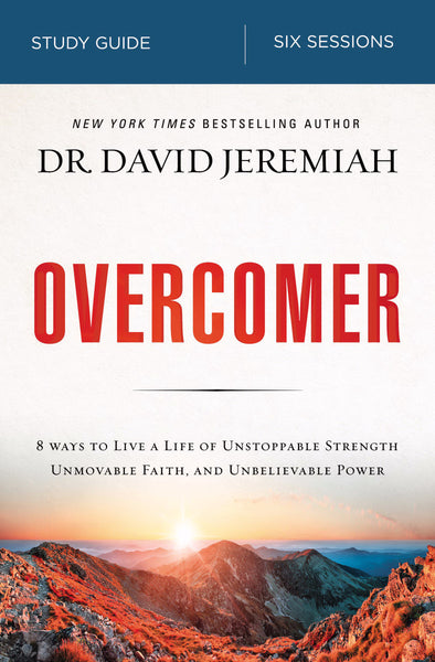 Image of Overcomer Study Guide other