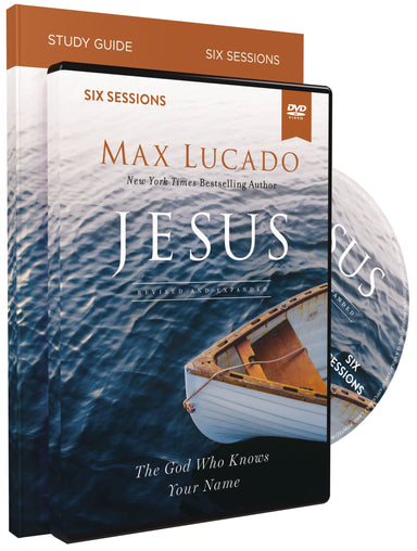 Image of Jesus Study Guide with DVD other