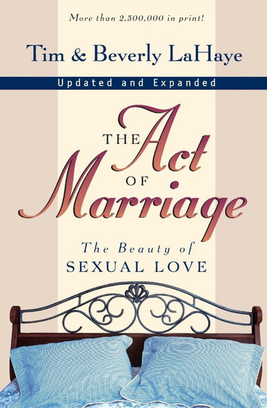 Image of The Act of Marriage: The Beauty of Sexual Love other
