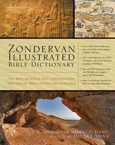 Image of Zondervan Illustrated Bible Dictionary other