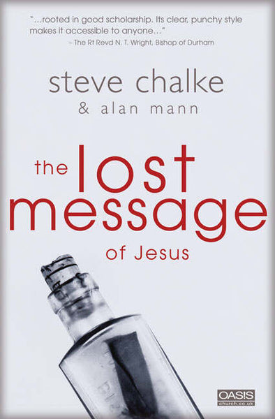 Image of The Lost Message of Jesus other