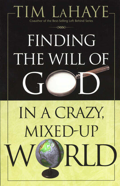 Image of Finding the Will of God in a Crazy, Mixed-Up World other