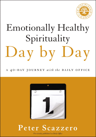 Image of Emotionally Healthy Spirituality Day by Day other