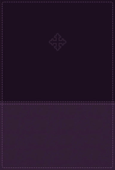 Image of Amplified Study Bible, Imitation Leather, Purple other