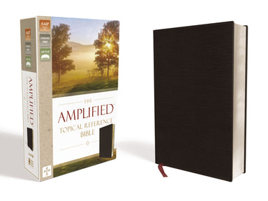 Image of Amplified Topical Reference Bible other